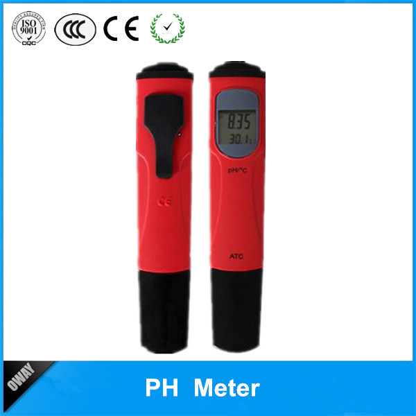 Picture of Handy with cheap price digital portable orp redox meter OW-009(III)