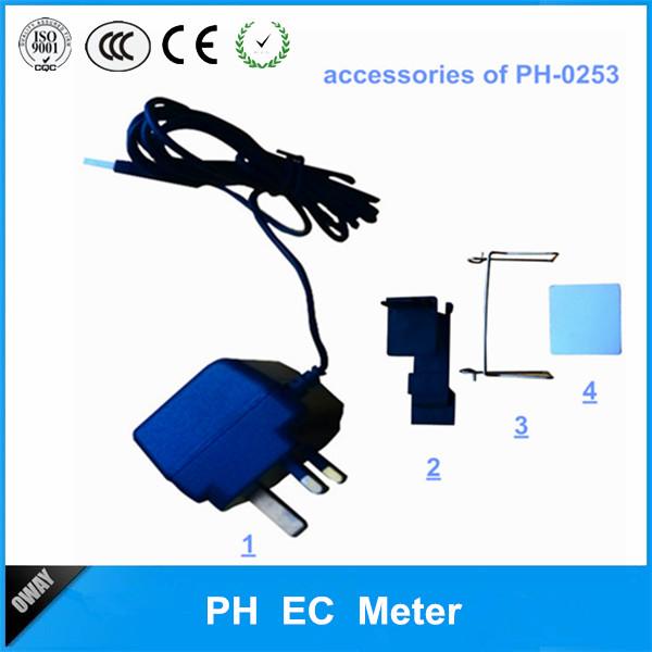 Picture of Instant reading digital ph ec meter conductivity measurement OW-0253
