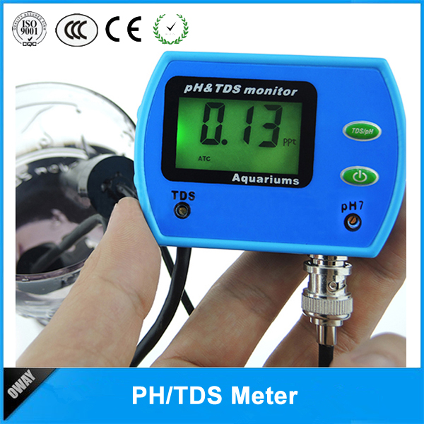 Picture of Digital water ph tds tester PH&TDS water test instrument OW-9851