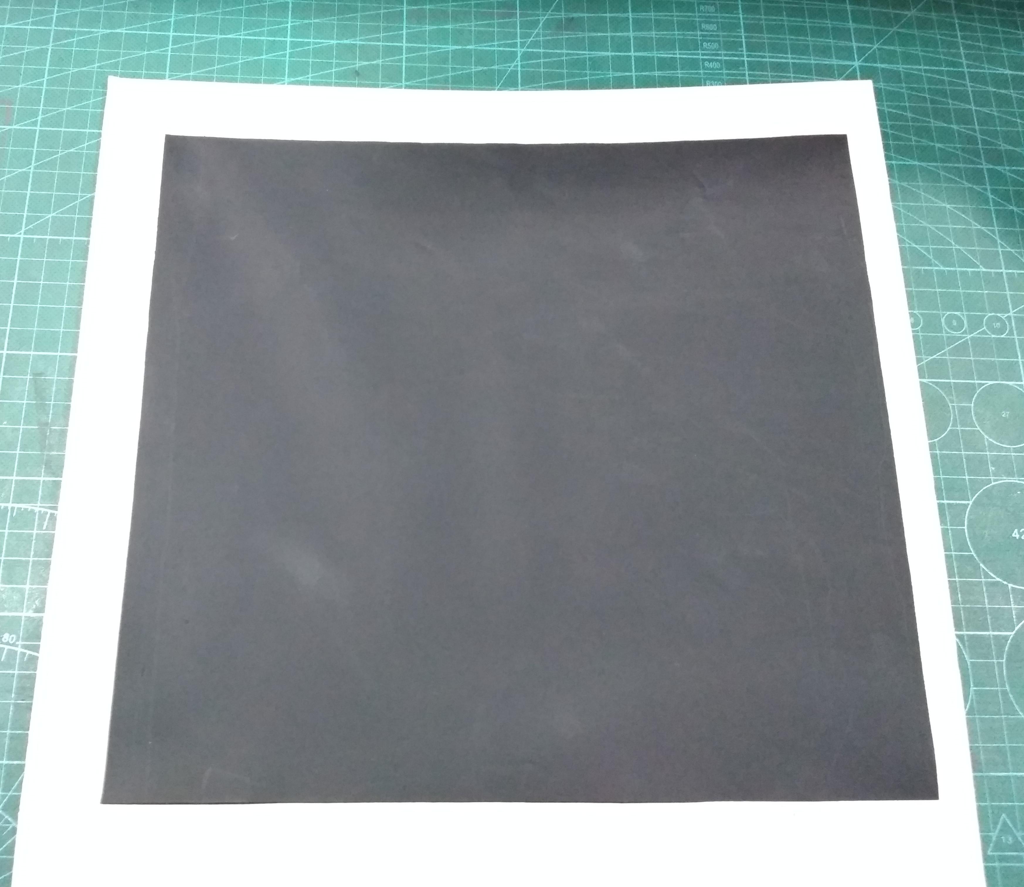 復合碳納米紙1(CNTPC-PTFE)