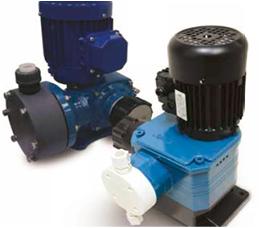 Neptune™(海王星)-机械隔膜计量泵