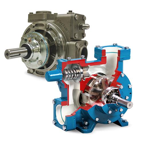 Blackmer - 工业和流程用滑片泵