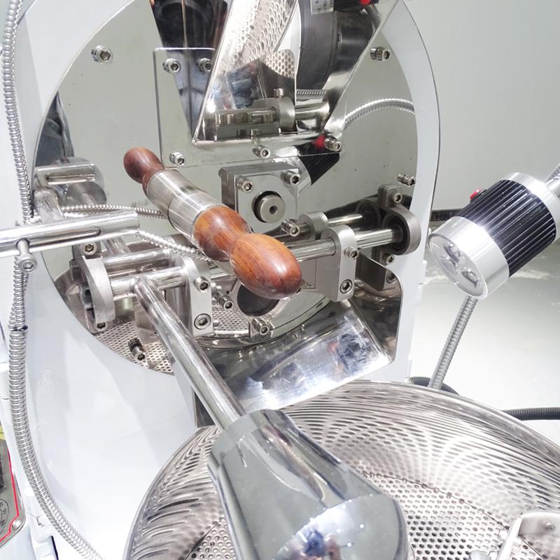 东亿BR2.5KG 精品咖啡烘焙机 竞赛级 Artisan蓝牙电脑烘焙曲线