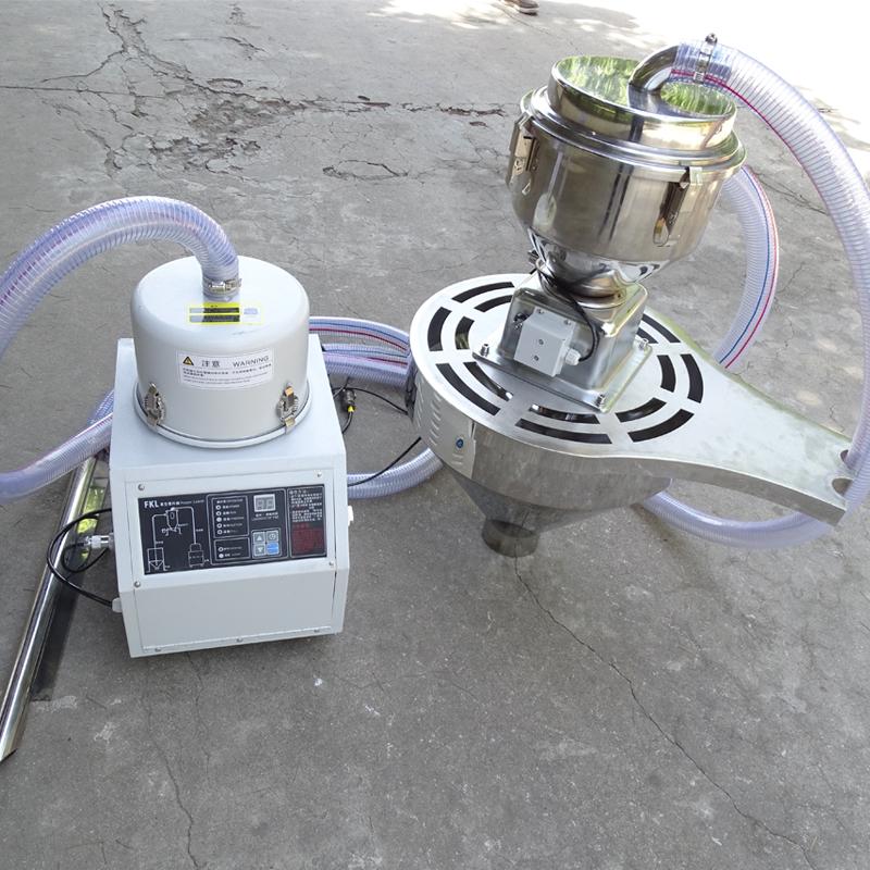 微电脑自动定量风提机大型咖啡烘焙机专用自动上料机