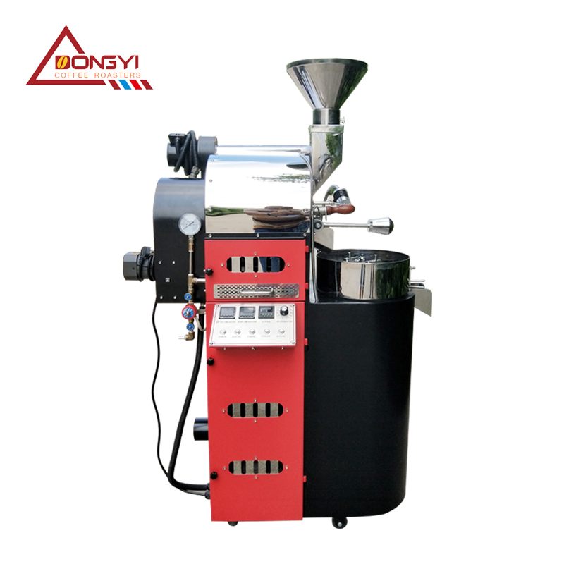 BR3.5KG竞赛级咖啡烘焙机小型咖啡豆烘焙机