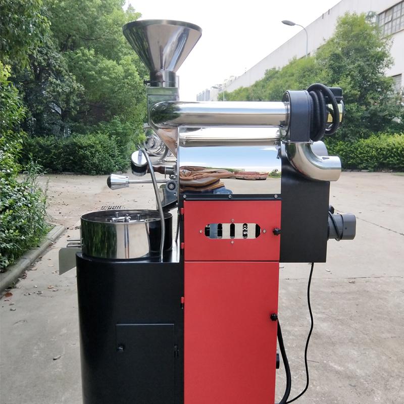 BR3.5KG競賽級咖啡烘焙機小型咖啡豆烘焙機