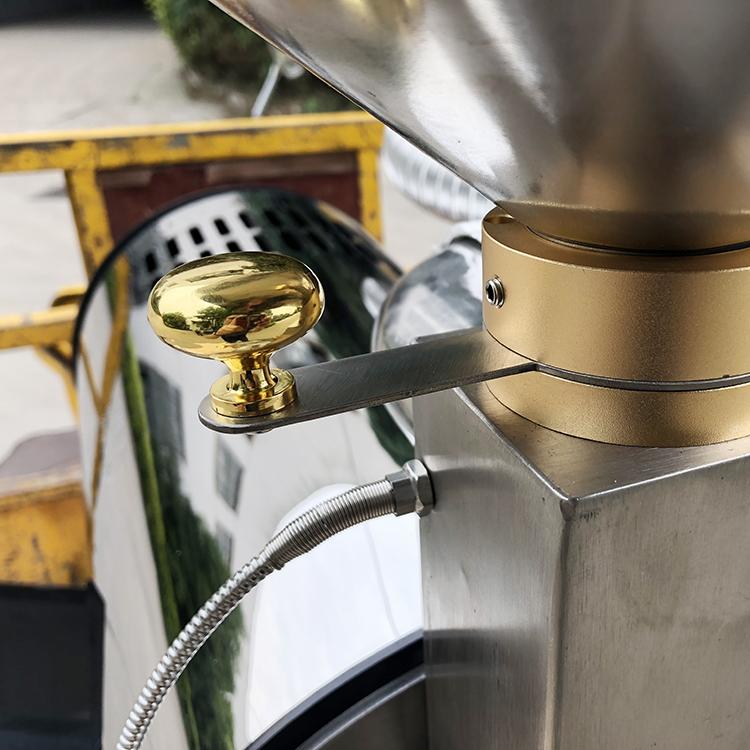 BY3 3kg商用精品豆烘焙机  【双层内锅 蓝牙智联Artisan数据】