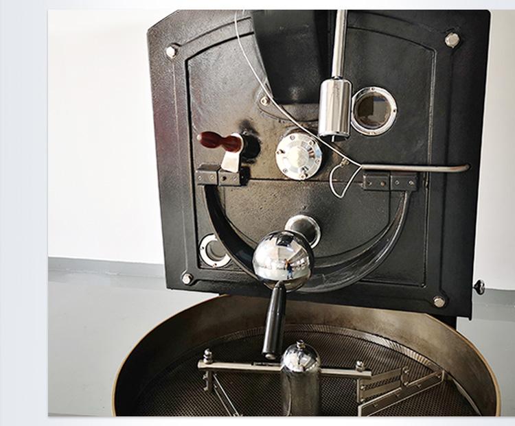 2021' GIANT G6  Smart Coffee Roaster 6KG SIEMENS PLC Cast Iron Drum  Roaster