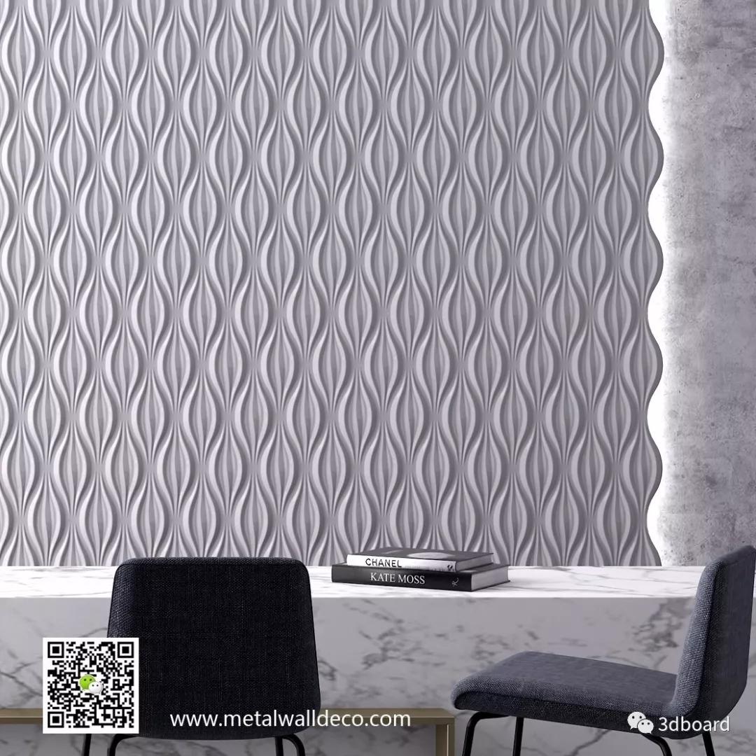 3d decor tiles