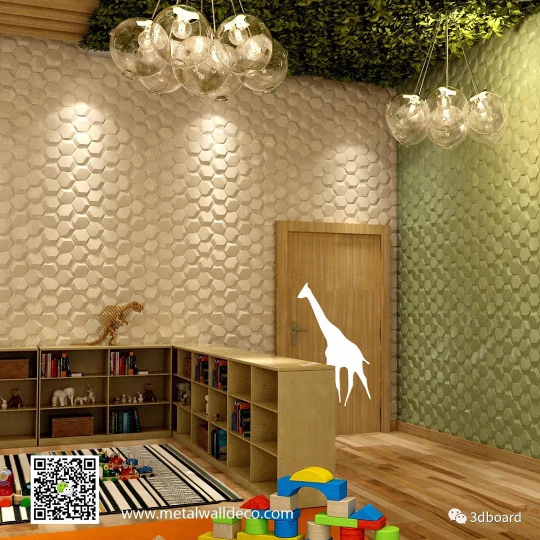环保立体装饰板