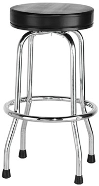 TAS1601 Swivel Shop Stool/ Bar Stool