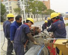 三林污水工程