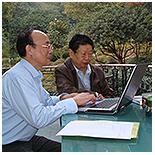 前中国美术家协会副主席肖峰题写贺词
