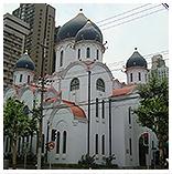 上海新乐路东正教堂:俄罗斯油画艺术展(2009-06)