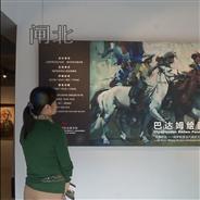"""上海电视台:""""情系涅瓦""""系列展览第八展(2015-11)"""