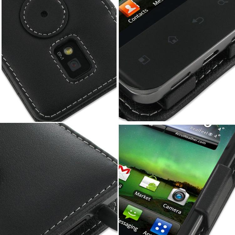 LG P990左右开皮套 LGP990手机皮套 LGP990手机套