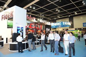 香港电子展,十月盛会