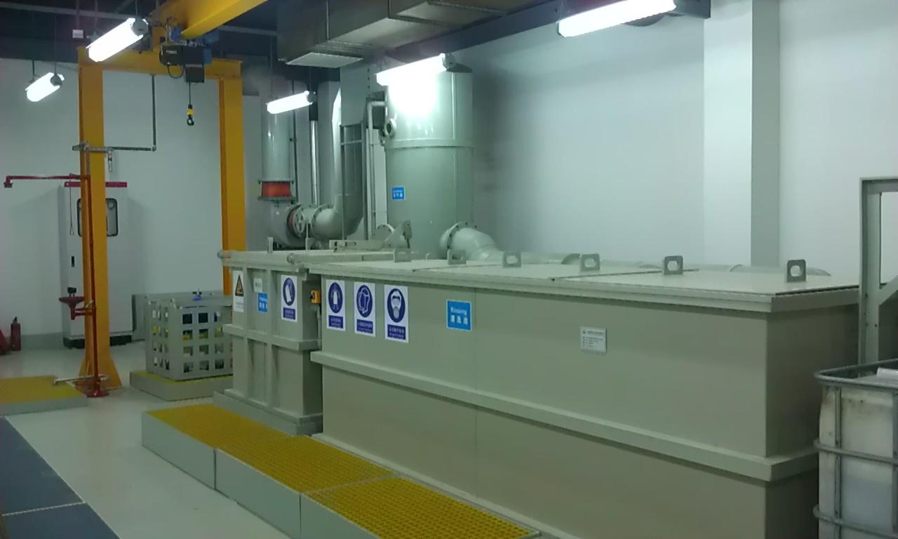 上海西门子--酸洗线装置