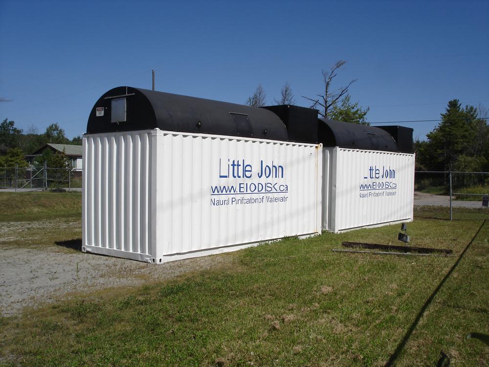 Little John--生物转盘项目