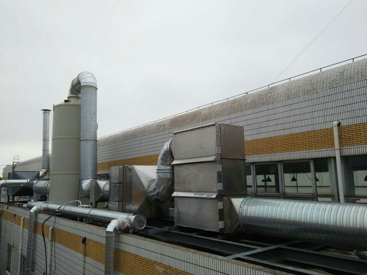 YKL--废气处理