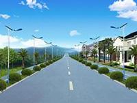 智慧城市道路照明智慧路灯解决方案