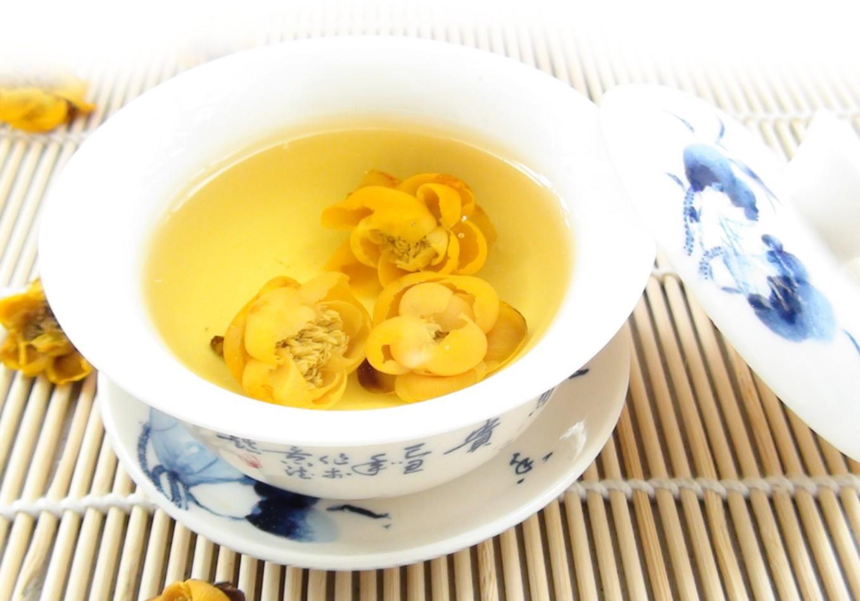 茗龙金花茶