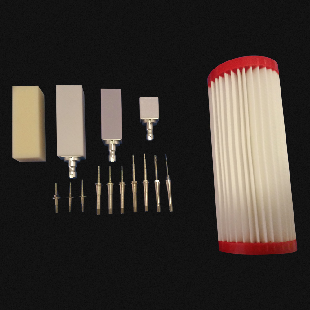 Picture of Dental Material and Components