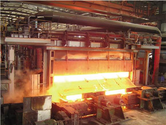 轧钢加热炉尾部烟气余热回收