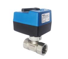 DN15-25二/三通开关量/模拟量不锈钢电动调节球阀