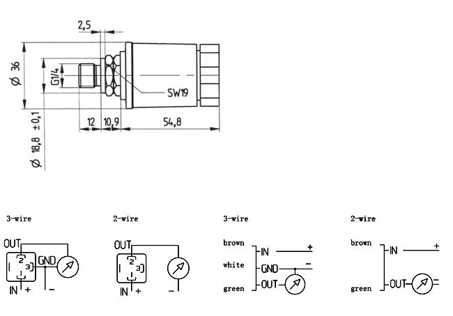 ms501系列压力变送器(原装进口)