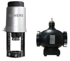 DN25-80内螺纹铸钢电动调节阀