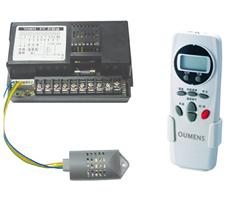 MSTC2暗装遥控风机盘管温控器