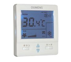 MSRE07模拟量风机盘管温控器