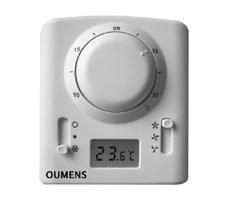 MSRT03YJ机械数显风机盘管温控器