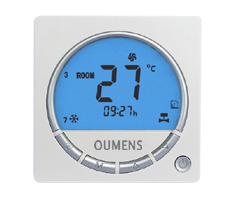 MSTC13风机盘管温控器