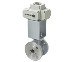 DN25-400高温法兰式电动二通球阀