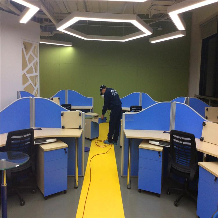 望京北路办公项目除甲醛空气净化办公室除甲醛案例