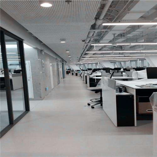 momo陌陌科技办公楼除甲醛空气净化案例