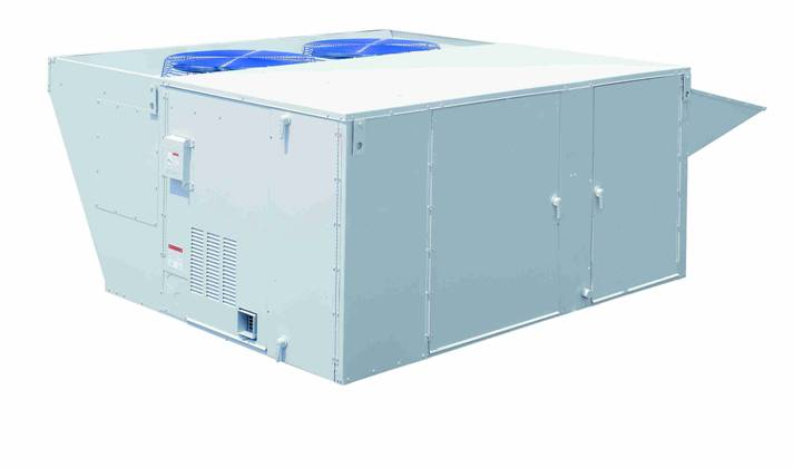 全新风屋顶机直接蒸发式2ERSF系列(冷暖型)