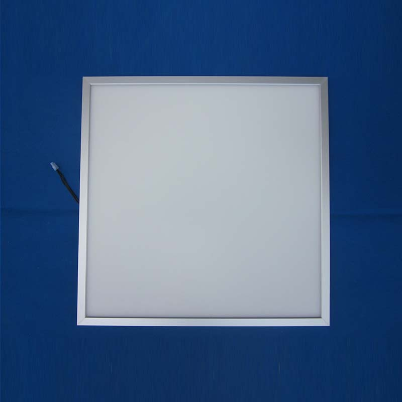 72W 620x620x12 square LED panel light with CE power