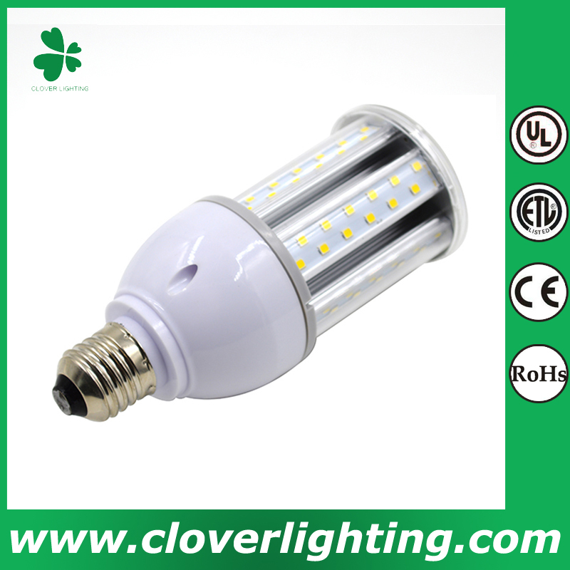 16W New design LED corn lights waterproof with CE/ RoHS approved E27 corn bulb lamp shenzhen clover lighting