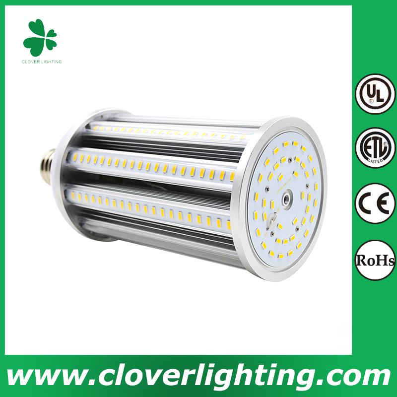 100W led street light led corn light IP64 waterproof led bulb High lumens Approved shenzhen clover lighting