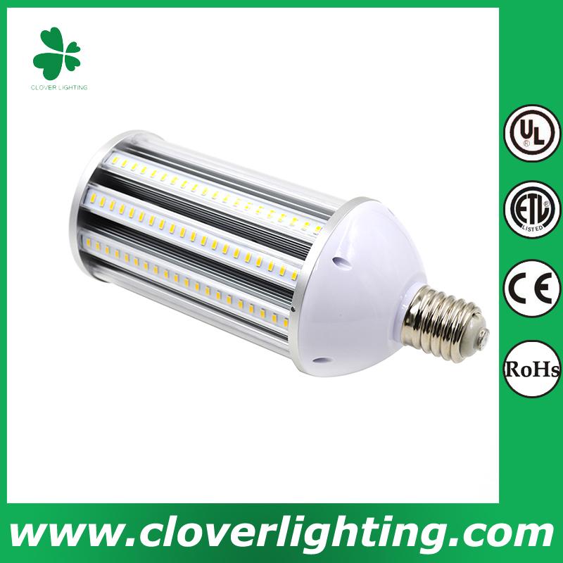120W led street light led corn light IP64 waterproof led bulb High lumens Approved shenzhen clover lighting