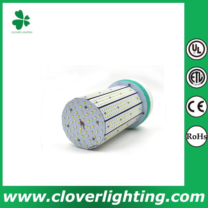 150W high power led corn light led street light lamp with fan Clover Lighting limited