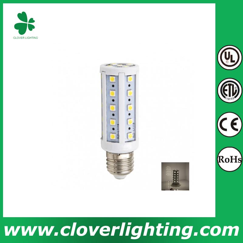 5w good price SMD2835 LED energy saving bulb LED bulb 360 degree LED corn light Shenzhen Clover Lighting