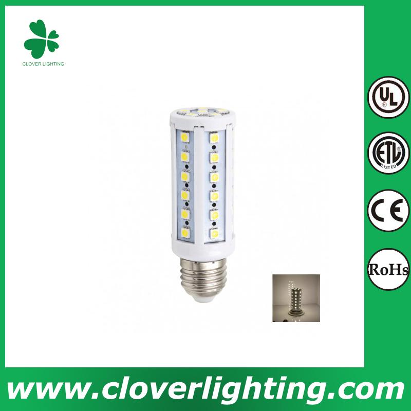 7W Super bright plastic led corn bulb/led corn light/led corn lamp Shenzhen Clover Lighting