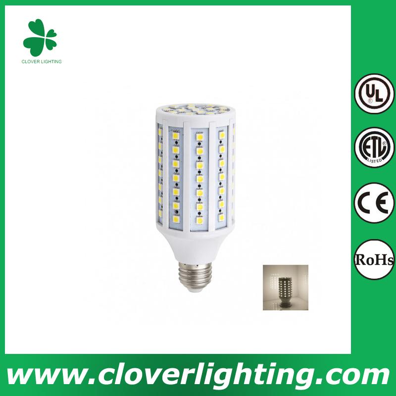 15W 2016 new Super bright high lumens plastic hot sell led corn bulb/led corn light/led corn lamp Shenzhen Clover Lighting