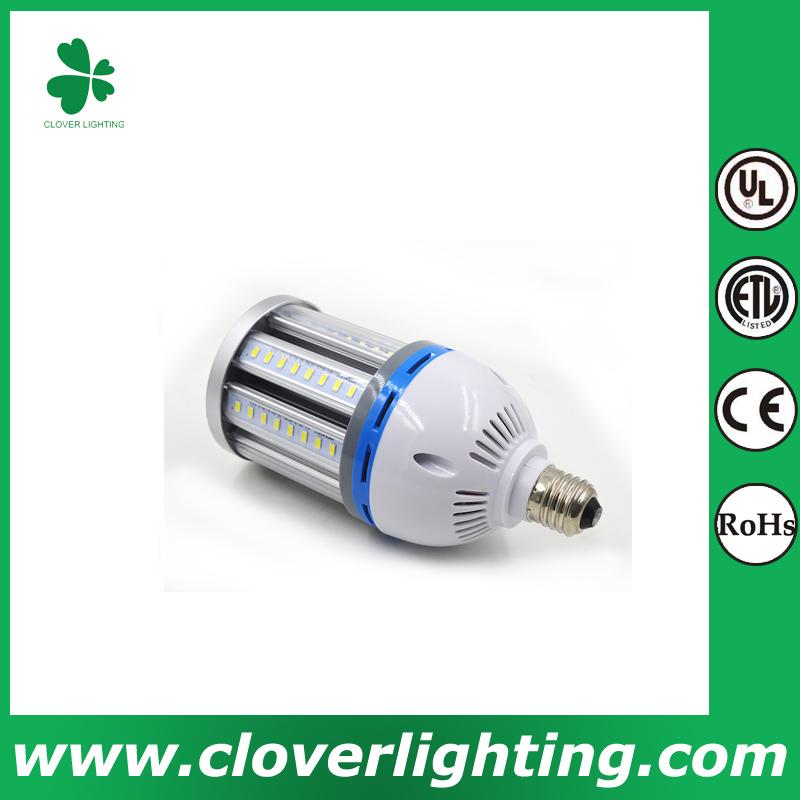 55W 2016 new design! Energy saving SMD 5730 Aluminium led corn light, led corn bulb with 360 degree beam angle Shenzhen Clover Lighting