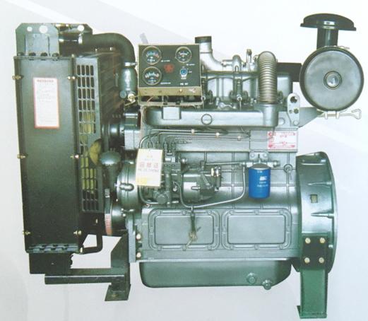 发电型柴油机:型号:ZH4105ZD