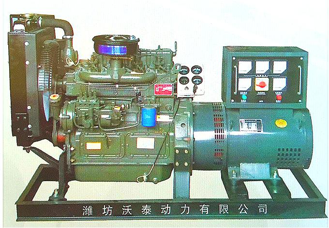 K4100D 发电机组
